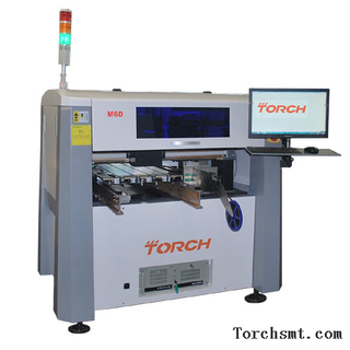 Middle speed multiple-function visual mounter Type:M6D