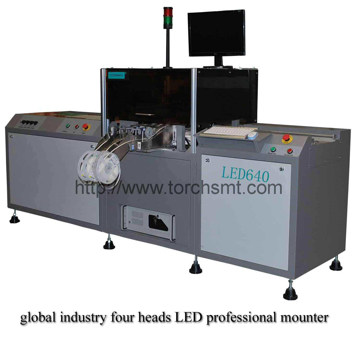 LED Automatic Chip Mounter Model: LED640