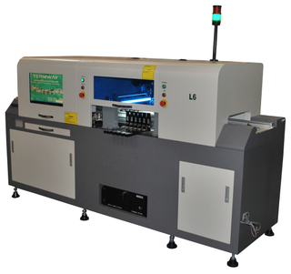 The world's first online high-speed industrial professional LED placement machine